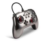 PowerA SWITCH Pad przewodowy Super Mario Silver - 597186 - zdjęcie 4