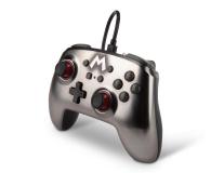 PowerA SWITCH Pad przewodowy Super Mario Silver - 597186 - zdjęcie 3