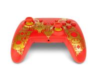 PowerA SWITCH Pad przewodowy Super Mario Golden M - 597184 - zdjęcie 5