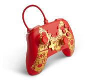 PowerA SWITCH Pad przewodowy Super Mario Golden M - 597184 - zdjęcie 4