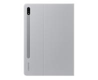 Samsung Book Cover do Galaxy Tab S7 szary - 583883 - zdjęcie 1