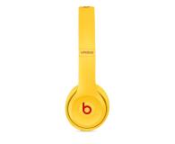 Apple Beats Solo3 Wireless On-Ear Club Żółte - 596636 - zdjęcie 2