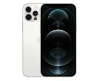 Apple iPhone 12 Pro 128GB Silver 5G - 592091 - zdjęcie 1