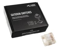 Glorious PC Gaming Race Gateron Clear Switches (120 szt.) - 595766 - zdjęcie 1