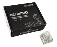 Glorious PC Gaming Race Kailh Box White Switches (120 szt.) - 595775 - zdjęcie 1