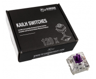 Glorious PC Gaming Race Kailh Pro Purple Switches (120 szt.) - 595776 - zdjęcie 1