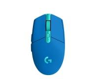 Logitech G305 LIGHTSPEED blue  - 597362 - zdjęcie 1