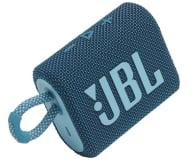 JBL GO 3 Niebieski - 599269 - zdjęcie 2
