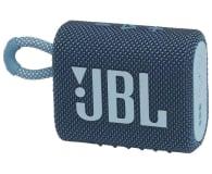 JBL GO 3 Niebieski - 599269 - zdjęcie 1