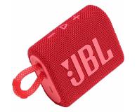 JBL GO 3 Czerwony - 599270 - zdjęcie 2