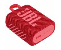 JBL GO 3 Czerwony - 599270 - zdjęcie 3