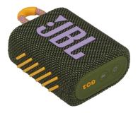 JBL GO 3 Zielony - 599271 - zdjęcie 3