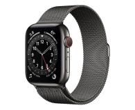 Apple Watch 6 44/Graphite Steel/Graphite Loop LTE - 595168 - zdjęcie 1