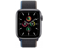 Apple Watch SE 44/Space Gray Aluminium/CharcoalSport LTE - 595347 - zdjęcie 2