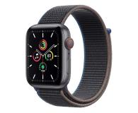 Apple Watch SE 44/Space Gray Aluminium/CharcoalSport LTE - 595347 - zdjęcie 1