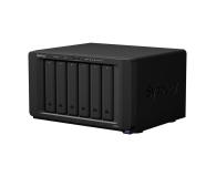 Synology DS1621+ (6 zatok, 2x M.2, CPU 4x2.2GHz, 4GB RAM) - 599255 - zdjęcie 3