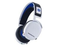 SteelSeries Arctis 7P Białe - bezprzewodowe - 600294 - zdjęcie 1