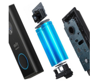Eufycam DOORBELL Wideodomofon 2K (wymagana HomeBase 2) - 599342 - zdjęcie 2