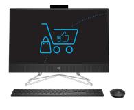 HP 24 AiO i5-10400T/8GB/512 Black - 597000 - zdjęcie 1