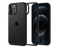 Spigen Ultra Hybrid do iPhone 12/12 Pro Black - 600495 - zdjęcie 1