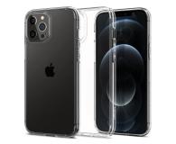 Spigen Ultra Hybrid do iPhone 12 Pro MAX Crystal Clear - 600517 - zdjęcie 1