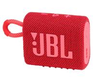 JBL GO 3 Czerwony - 599270 - zdjęcie 1