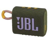 JBL GO 3 Zielony - 599271 - zdjęcie 1