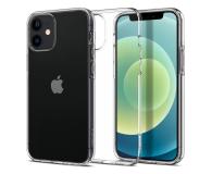 Spigen Liquid Crystal do iPhone 12 Mini Clear - 600696 - zdjęcie 1