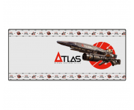 """KochMedia Podkładka pod mysz Borderlands 3 """"Atlas""""  - 601031 - zdjęcie 1"""