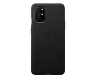 OnePlus Sandstone Bumper Case do OnePlus 8T czarny - 600771 - zdjęcie 1