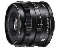 Sigma C 45mm f/2.8 DG DN Sony E  - 595366 - zdjęcie 2