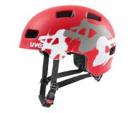UVEX Kask Hlmt 4 cc czerwony graffiti 51-55cm - 595457 - zdjęcie 1