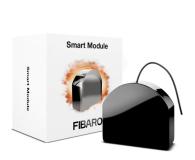 Fibaro Smart Module (Z-Wave) - 595556 - zdjęcie 1