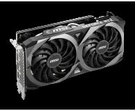 MSI GeForce RTX 3070 Ventus 2X OC 8GB GDDR6 - 597351 - zdjęcie 2
