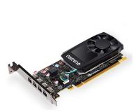 PNY Quadro P1000 DVI 4GB GDDR5 - 597359 - zdjęcie 1