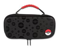 PowerA SWITCH Etui na konsole Pokemon PokeBall Czarne - 597080 - zdjęcie 1