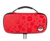 PowerA SWITCH Etui na konsole Pokemon PokeBall Czerwone - 597081 - zdjęcie 1
