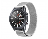 Tech-Protect Bransoleta Milaneseband do smartwatchy silver - 605359 - zdjęcie 1