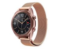 Tech-Protect Bransoleta Milaneseband do smartwatchy blush gold - 605357 - zdjęcie 1