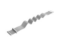 Tech-Protect Bransoleta Milaneseband do smartwatchy silver - 605355 - zdjęcie 2
