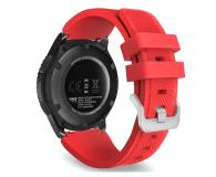 Tech-Protect Pasek Smoothband do smartwatchy czerwony - 605291 - zdjęcie 1