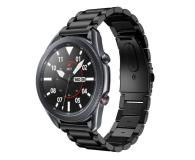 Tech-Protect Bransoleta Stainless do smartwatchy black - 605449 - zdjęcie 1