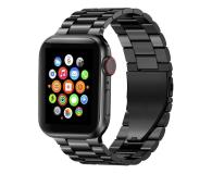 Tech-Protect Bransoleta Stainless do Apple Watch black - 605457 - zdjęcie 1