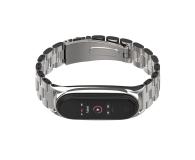 Tech-Protect Bransoleta Stainless do Xiaomi Mi Band 5/6 silver - 605434 - zdjęcie 2