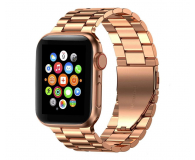 Tech-Protect Bransoleta Stainless do Apple Watch rose gold - 605454 - zdjęcie 1