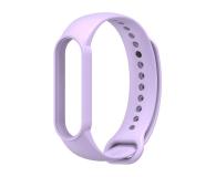 Tech-Protect Opaska Iconband do Xiaomi Mi Band 5 purple - 605561 - zdjęcie 2