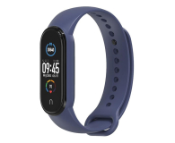 Tech-Protect Opaska Iconband do Xiaomi Mi Band 5 navy - 605558 - zdjęcie 1