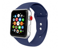 Tech-Protect Opaska Iconband do Apple Watch midnight blue - 605566 - zdjęcie 1
