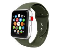 Tech-Protect Opaska Iconband do Apple Watch army green - 605581 - zdjęcie 1