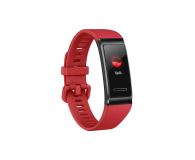 Huawei Band 4 Pro czerwona - 539167 - zdjęcie 6